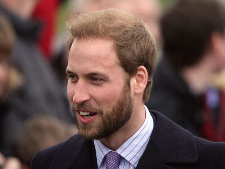 God Shave The King Disbelief At Reported Cost Of Prince William S New Haircut