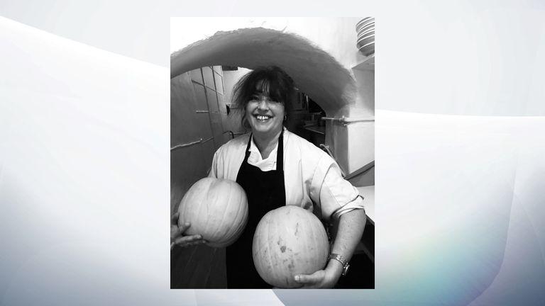 Laura Goodman - spiking vegans chef