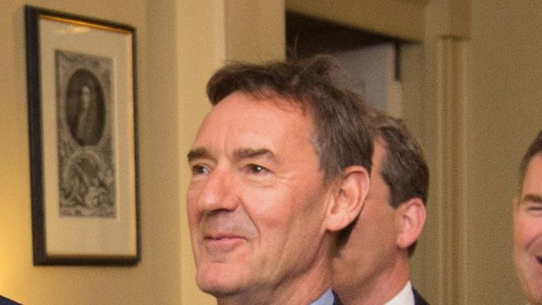 Lord O'Neill of Gatley. File picture