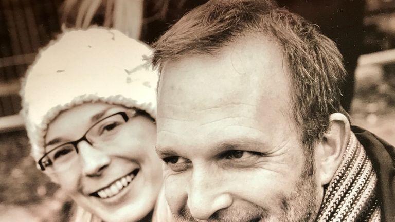 Jack and Sarah Hawkins