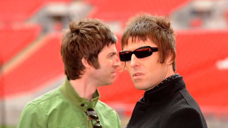 Noel and Liam 2008