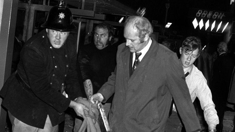 Birmingham pub bombing