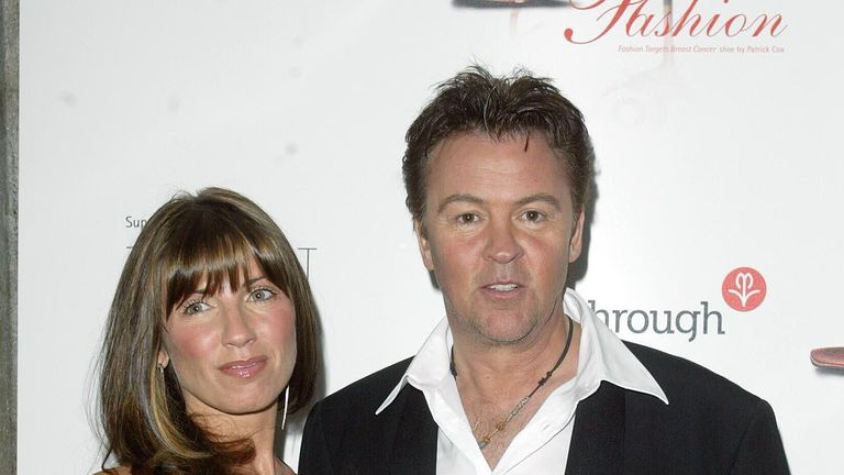 Paul Young wife Stacey dies