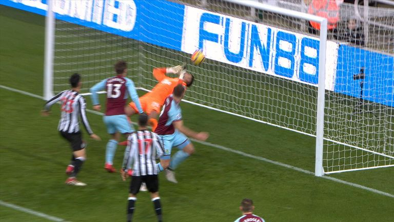 Burnley continues Newcastle's horror home run