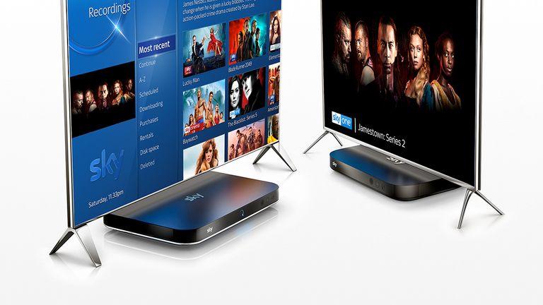 Sky Q Multiscreen, watch around the home