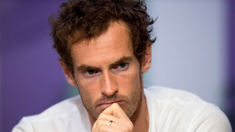 Andy Murray has announced he has pulled out of the Australian Open with a hip injury