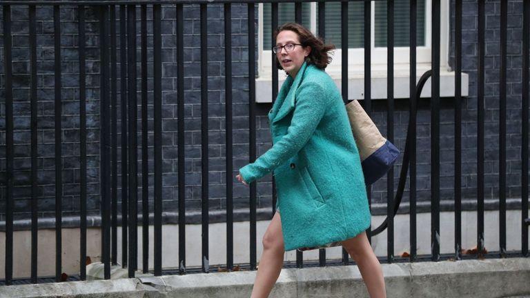Baroness Evans
