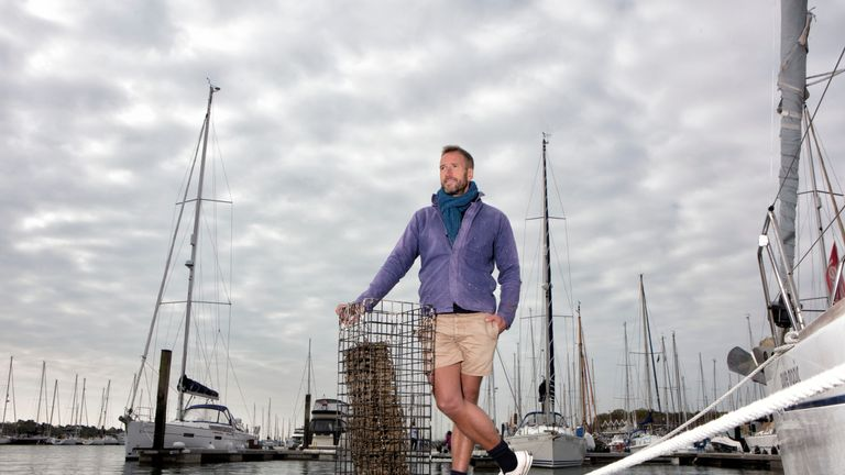 Ben Fogle has witnessed the damage caused by plastics first hand