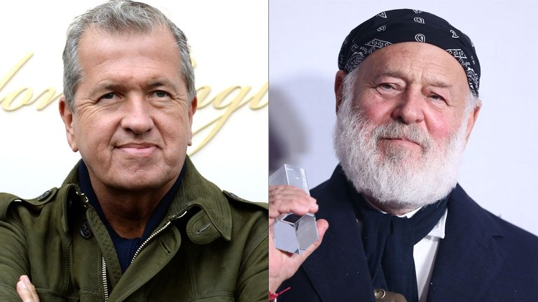 Photographers Mario Testino and Bruce Weber have both been accused of sexual exploitation