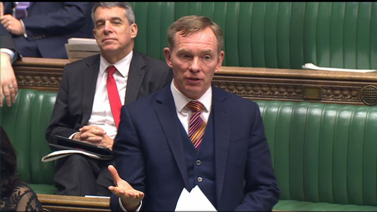 One of the leading supporters of a move out, Labour MP Chris Bryant