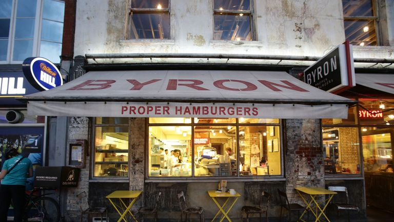 Byron is minded to shut 20 restaurants as its business is restructured