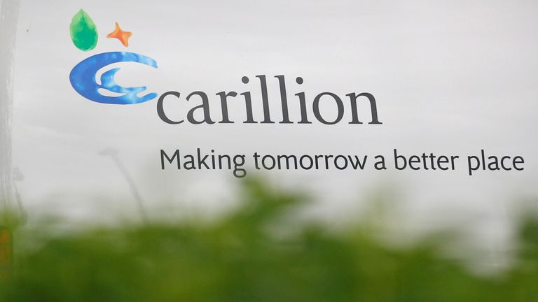 Big four accounting firms 'feasted on carcass' of Carillion