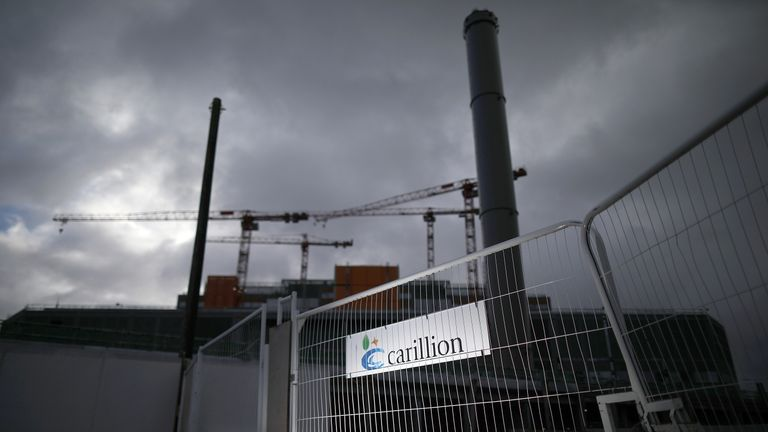 Carillion collapse: What price will 'big four' auditors ...