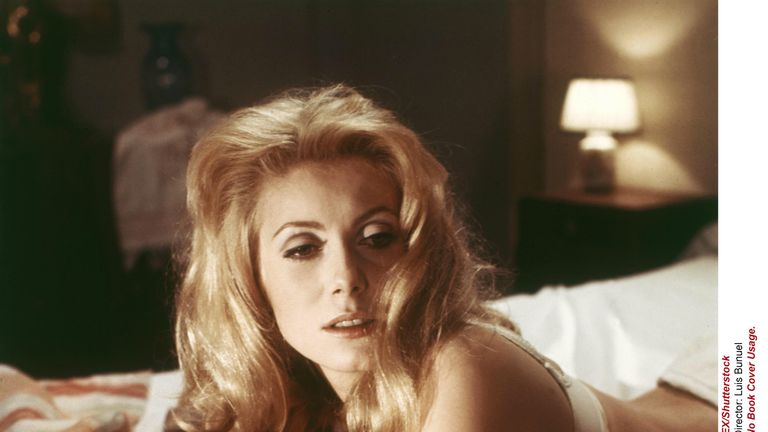 Catherine Deneuve in Belle De Jour, 1967