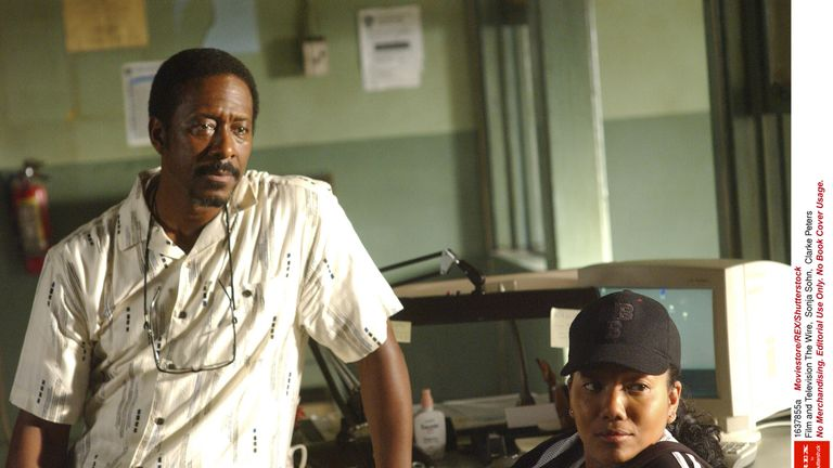 Remember Lester Freamon? The coolest detective in Baltimore