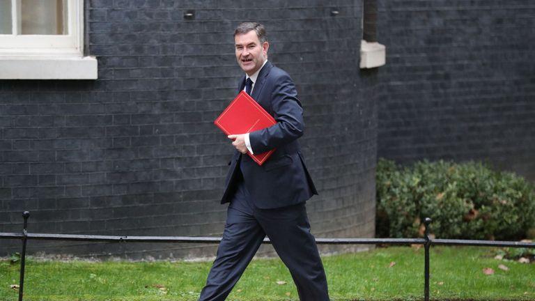David Gauke has taken over from David Lidington as Justice Secretary