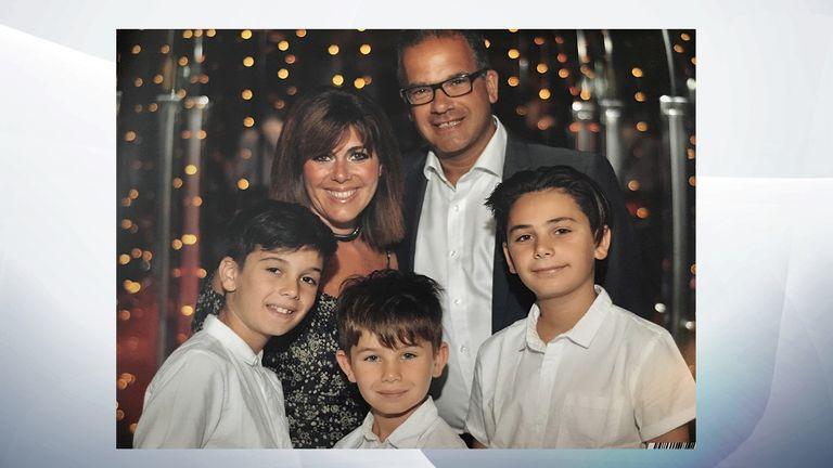 Deborah Dobrin wants her children to avoid the pitfalls of social media