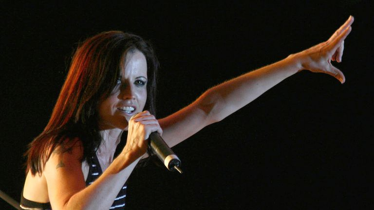 Dolores O'Riordan, pictured in 2007, was found dead in a London hotel