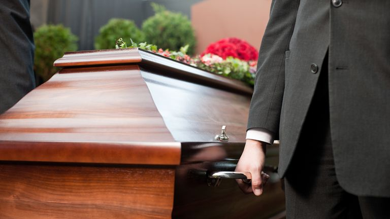 Dignity operates a network of almost 800 funeral locations across the UK