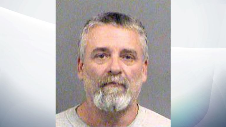 Gavin Wright, one of three members of a Kansas militia group were charged with plotting to bomb an apartment building