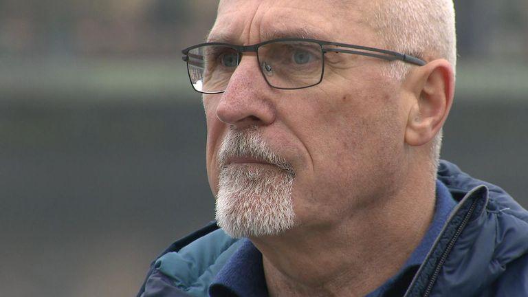 Former detective John Carnochan set up Strathclyde's Violence Reduction Unit