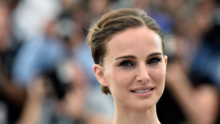 Natalie Portman spoke out during the Golden Globes