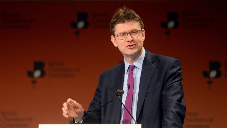 Greg Clark has kept his job as Secretary of State for Business, Energy and Industrial Strategy