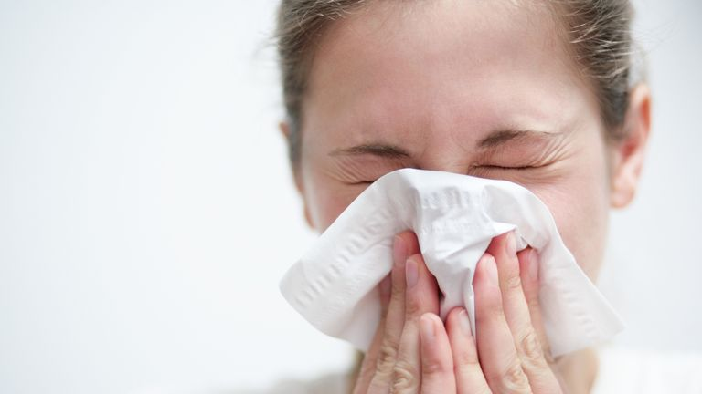 A number of deaths in Ireland have been linked to 'Australian flu'. File pic