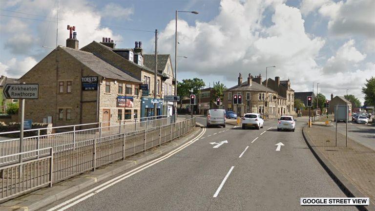 Wakefield road, Huddersfield