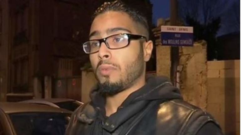 Jawad Bendaoud - also known as Jawad Ben Dow -  insists he did not know his tenants were terrorists