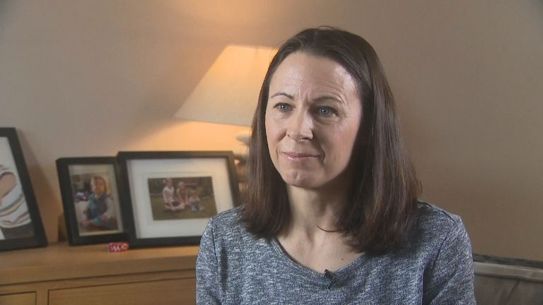 Jo Pavey told Sky News the discrepancy made little sense