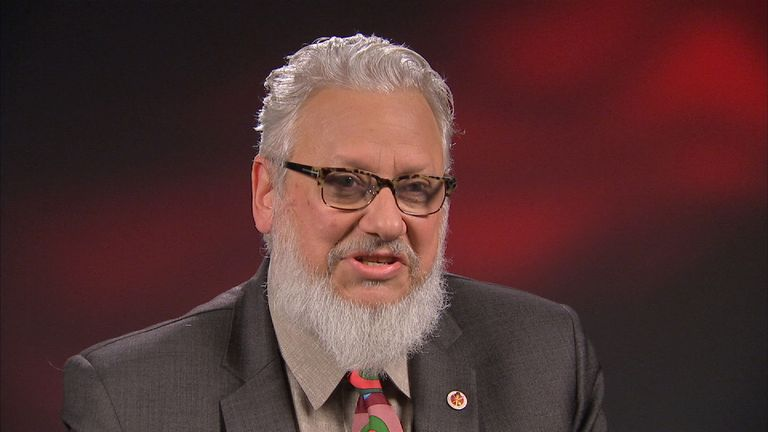 "Jon Lansman, perennial ""Labour Lefty"" (as he calls himself)"