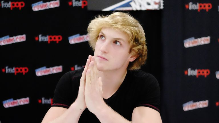 Youtube Cuts Ties With Internet Star Logan Paul Over Suicide Forest