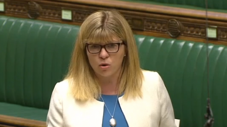 Tory MP and newly-promoted party vice-chair for women Maria Caulfield