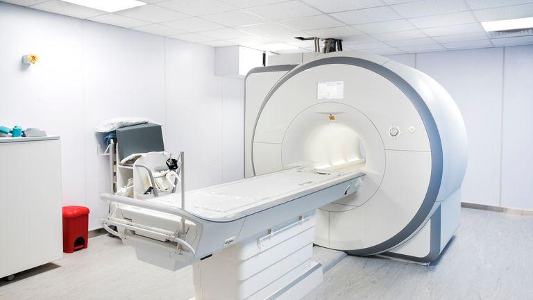 MRI scanner - iStock image