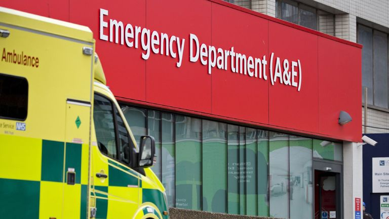 NHS Hospitals have been overrun during the 2017/18 winter crisis