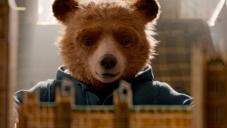 Paddington 2 is 'the best reviewed film ever'. Pic: StudioCanal