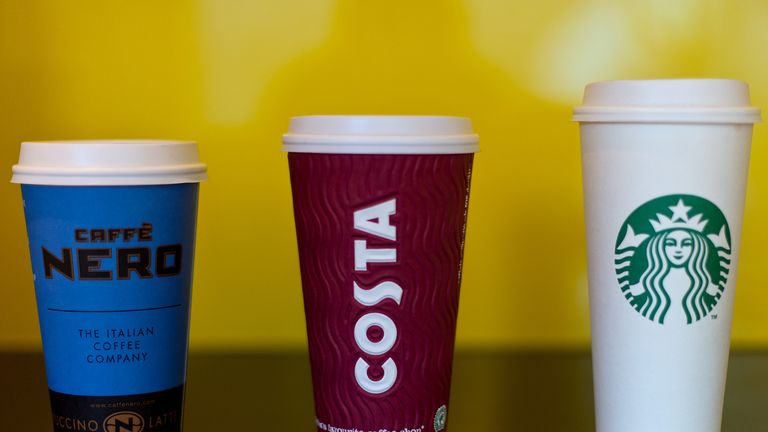 There's a call for a latte levy to discourage the use of paper cups