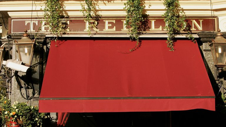 The Red Lion pub may have to close under the plans