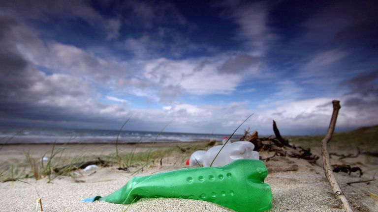 A year on, 65% say they use fewer than three plastic disposable bottles per week