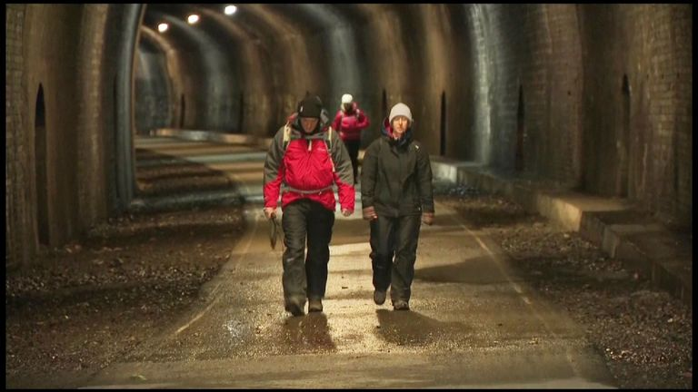 Campaigners in Yorkshire want to turn Queensbury tunnel into cycle route