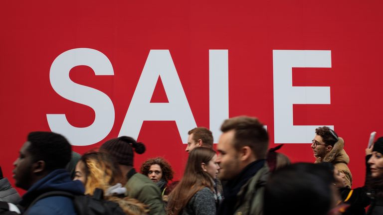 Many retailers chose to boost sales through discounting ahead of Christmas at the expense of their bottom line