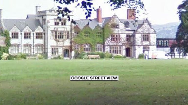 The headmaster of Ruthin School has banned pupil relationships