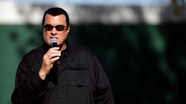 Steven Seagal investigated over claim of sexual assault ...