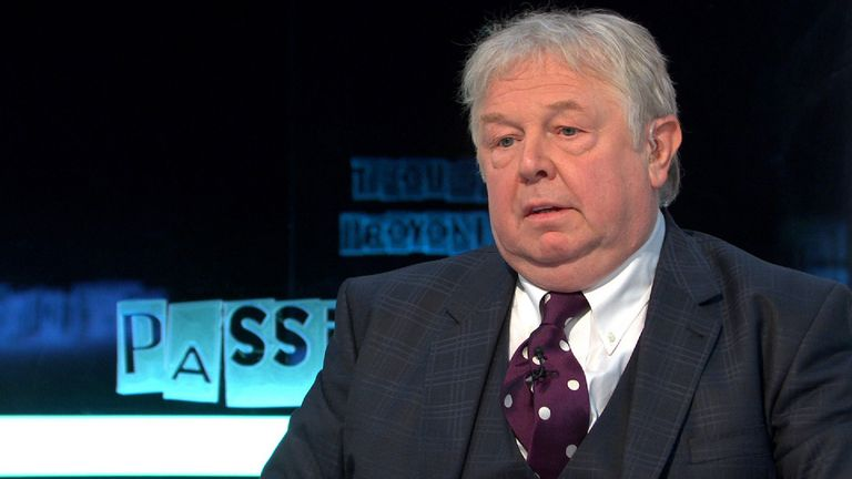 The Pledge's Nick Ferrari