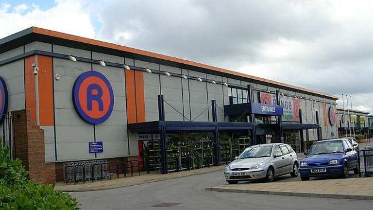 The Range has 148 stores around the UK and Ireland. Pic: Betty Longbottom