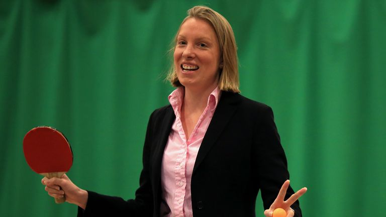 Tracey Crouch will be the new Minister for Loneliness