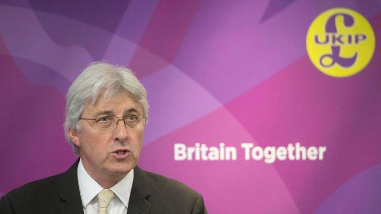 UKIP's John Bickley
