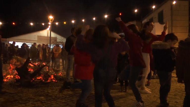 Epiphany festival