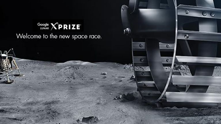 The use of branding was key to the competition Pic: XPrize